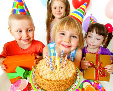 Animação para Crianças em Festa de Aniversário | Porto