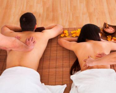 Massagem Sensorial para 2 | Pedras Quentes & Óleos Aromáticos | Matosinhos