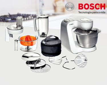 Robot de Cozinha BOSCH®   Styline MUM54230
