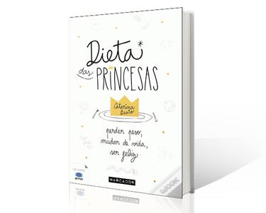 Livro 'A Dieta das Princesas' de Catarina Beato