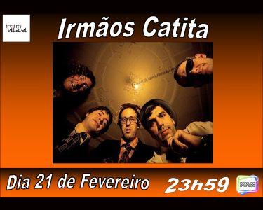 Irmãos Catita no Teatro Villaret | A Não Perder!