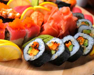 Sushi Lovers a Dois | Mediactico