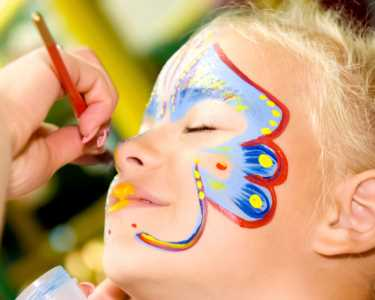 Workshop de Pinturas Faciais | Campo Grande