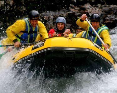 Extreme Rafting & River Tubing | Rio Paiva