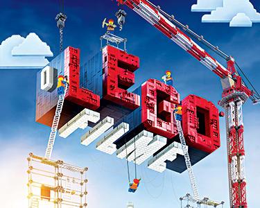 «Lego O Filme Vp» no Cinema City | Bilhete & Pipocas