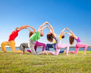 Actividades de Grupo | 4 aulas durante 1 mês | Pai Relaxado | Campo Pequeno