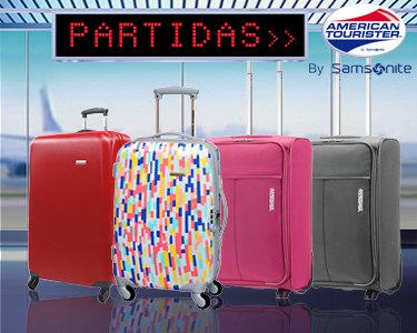 Mala de Viagem American Tourister by Samsonite® | 5 Modelos Cabin Size