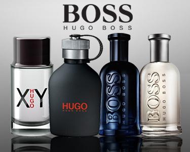 Hugo Boss® Perfumes de Homem   4 à Escolha