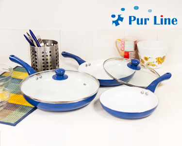 Conjunto 5 Peças Cerâmicas PurLine®