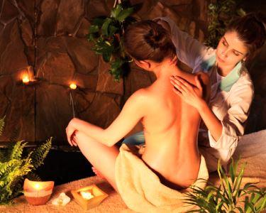 Momentos Zen   Esfoliação + Hidratação + Massagem   Buddha's Therapies