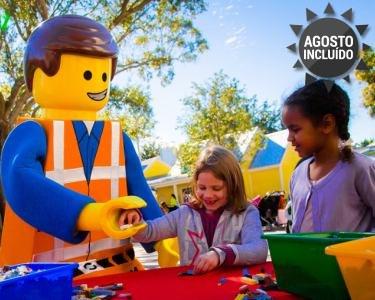 Legoland | 3 Noites em Hotel 4* & Visitas Guiadas | Inglaterra