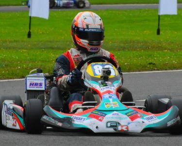 Adrenalina e Alta Velocidade em Kart de Competição no Kartódromo de Braga | Diabolicus Engineering