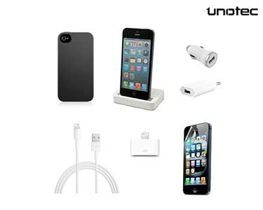 Pack Essencial de iPhone 4/4s, 5/5S/5C