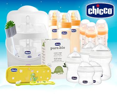 Chicco® - Para o mundo do seu bebé