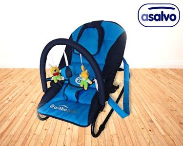 Espreguiçadeira Asalvo® - Para o Conforto do seu Bebé