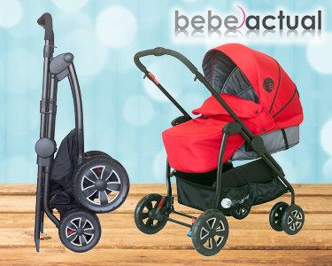 Trio Bebeactual | Máximo Conforto e Segurança
