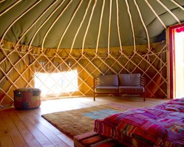 Yurts em Ferreira do Zêzere - 2 Noites Românticas