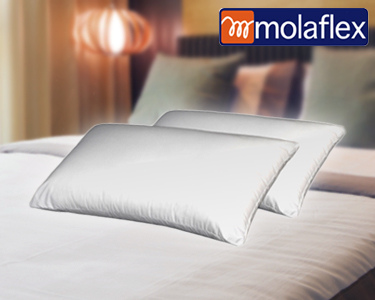 2 Almofadas Anti-Stress Molaflex® | Relaxamento e Conforto