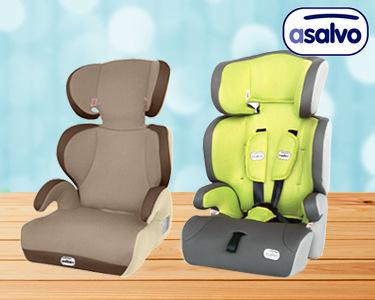 Cadeira Auto para Criança Asalvo® | 9-36KG
