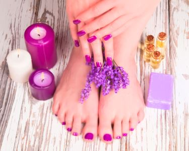 Ritual Spa Manicure & Pedicure | Pinhal Novo
