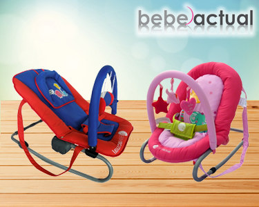 Espreguiçadeira Bebeactual® | Para o Conforto do Bebé
