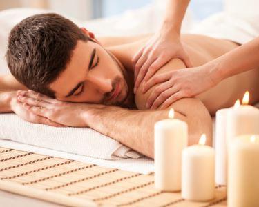Man Special Care | Tratamento de Rosto Ou Massagem Relax 45min |Sintra