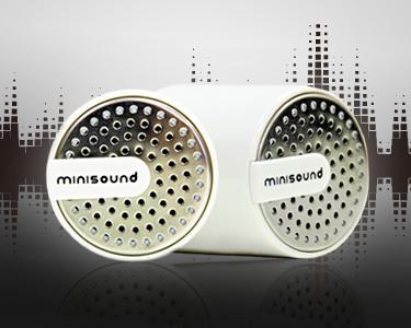 Coluna Mini Sound | Enjoy Your Music