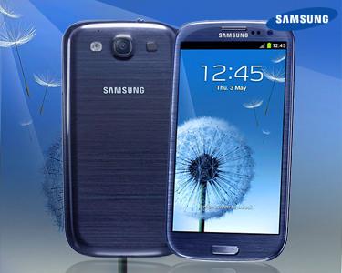Smartphone Samsung® Galaxy S III I9300   Azul