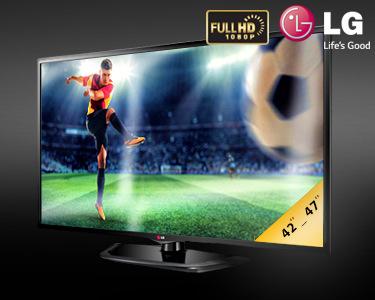 Televisão LED LG® | 42' ou 47' Full HD