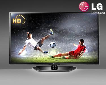 TV LED LG® 32'' LP360H | Sinta toda a Emoção