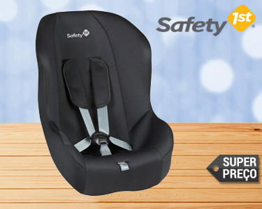 Cadeira Auto 0+1 Safety 1st® | Segurança e Conforto