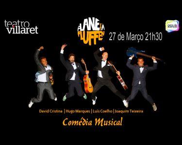 Bio Planeta Fluffen | Riam Muito no Teatro Villaret