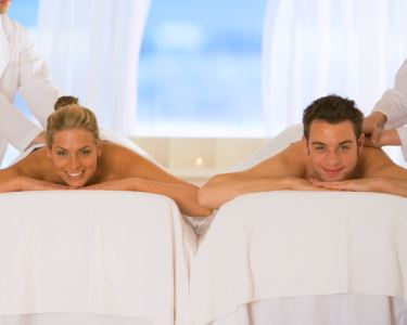 4 Massagens Spa Moment a Dois | 1 hora