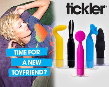 Toyfriend Tickler   7 Modelos à Escolha