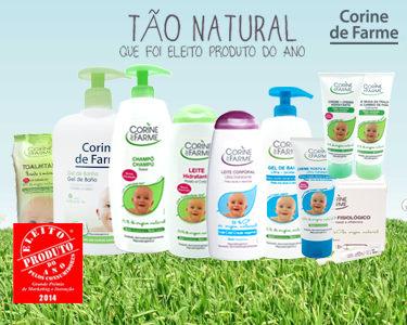 Cabaz com 10 Produtos para o Bebé | Corine de Farme®