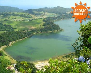 Açores | Voo + 2 Noites em São Miguel + Criança Grátis