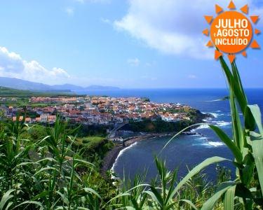 Açores | São Miguel - 2 Nts em Hotel 4* com opção de Voos