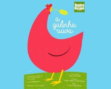 Peça Infantil | «A Galinha Ruiva» no Teatro Bocage