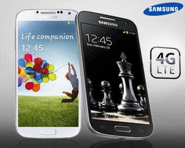 Samsung Galaxy S4 16GB - GT-I9505 | Escolha Preto Ou Branco