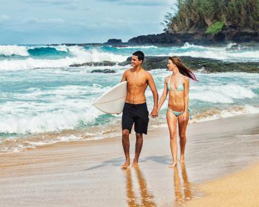 Aula de Surf a Dois | Praia das Maçãs