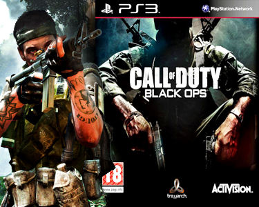 Jogo Call of Duty: Black Ops | Para a PS3