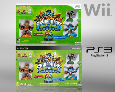 Jogo Skylanders Swap Force | Wii ou PS3