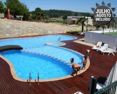 1 a 3 Noites de Verão na Quinta do Passal & Health Club