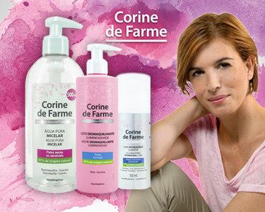 Cabaz Rosto Corine de Farme® | Peles Normais