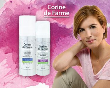 Cabaz Rosto Corine de Farme® | Peles Maduras