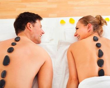 Massagem Pedras Quentes a Dois | Matosinhos