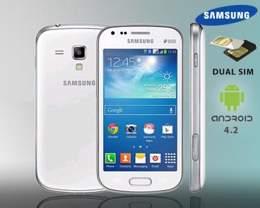 Samsung® Galaxy S Duos 2 - Dual SIM
