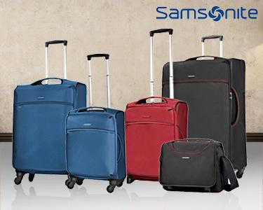 Malas de Viagem Samsonite® B-Lite Fresh | Tamanhos Cabin Size & Porão