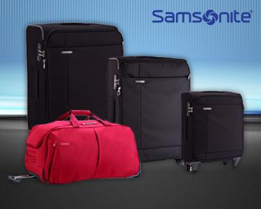 Malas de Viagem Samsonite® S-Cape2 | Tamanhos Cabin Size & Porão