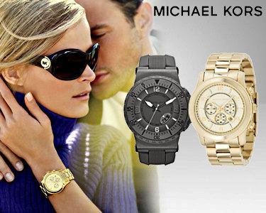 Relógios de Luxo Michael Kors® | Para Ele e Para Ela